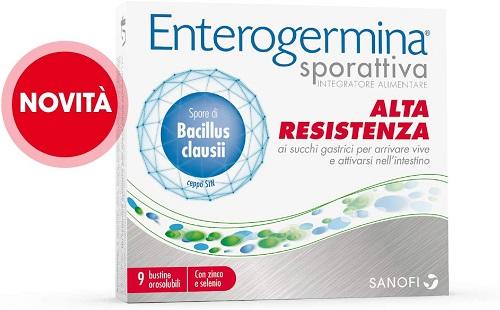Enterogermina Sporattiva