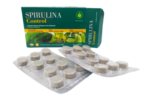 Spirulina Control con Griffonia