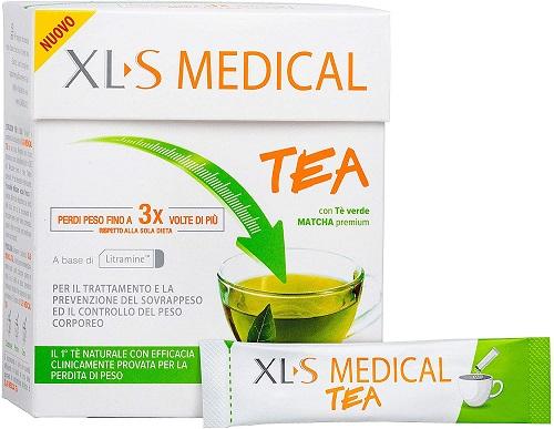 tisana dimagrante XL-S MEDICAL Tea Tè