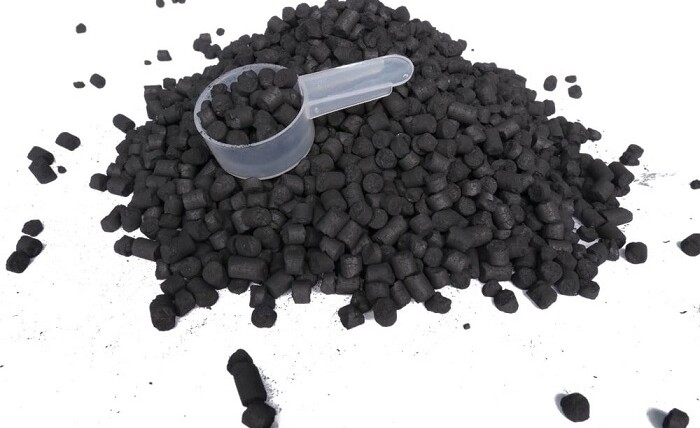 Carbone vegetale attivo