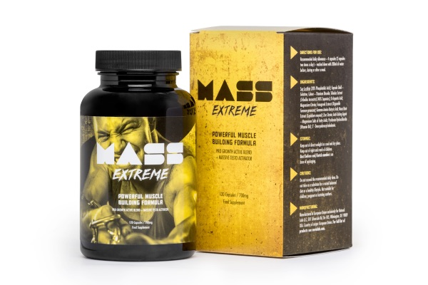 mass extreme integratore muscolare