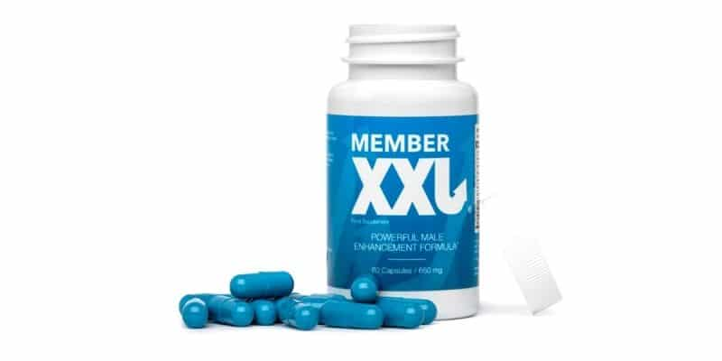 member xxl integratore sessuale