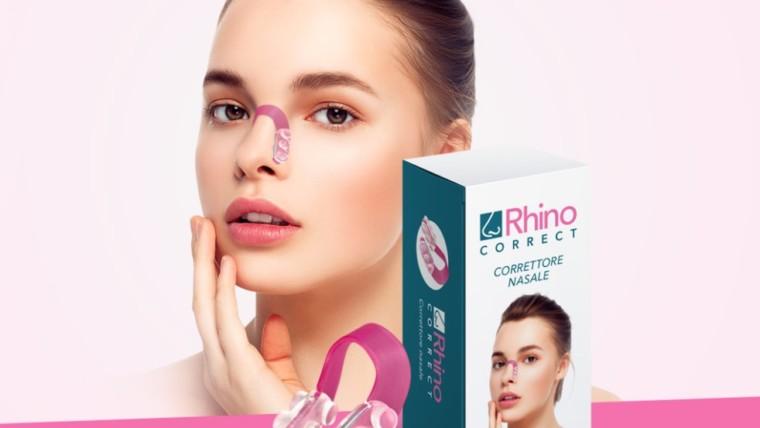 rhino correct correttore nasale