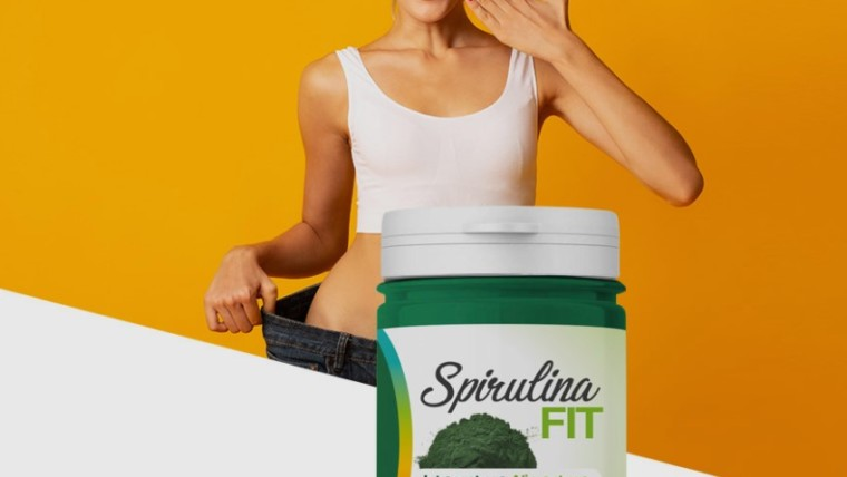 spirulina fit intregratore