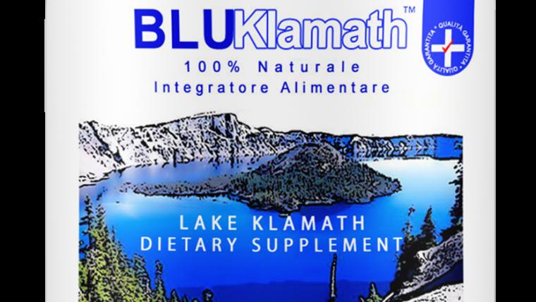 integratore dimagrante Blu Klamath