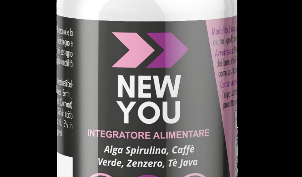 integratore dimagrante new you