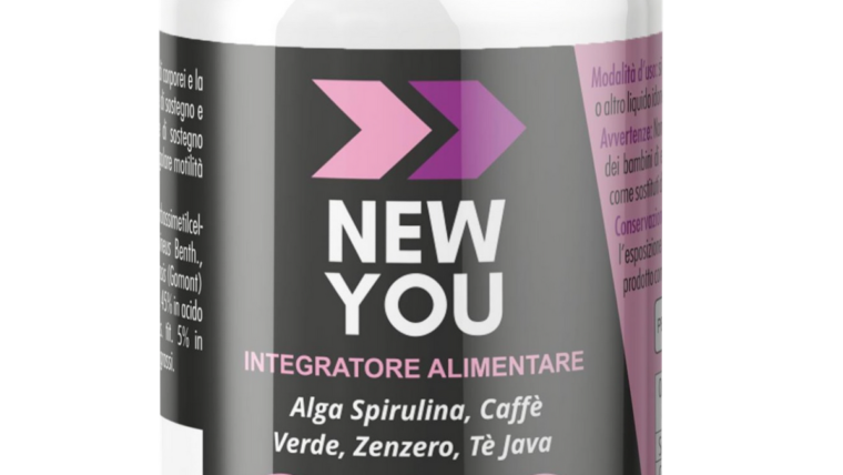 integratore dimagrante new you